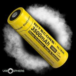 Pile Rechargeable 18650 NiteCore 3,6V 3500mAh