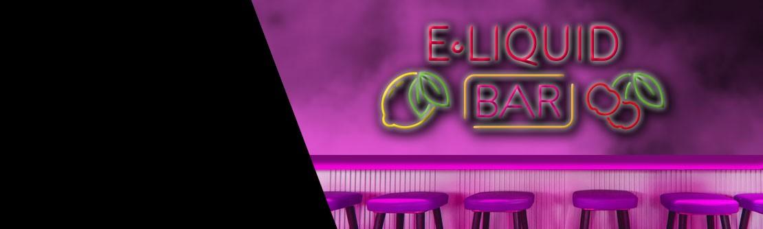 e-liquid bar